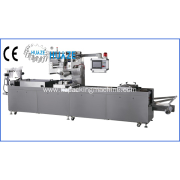 Automatic thermoforming dates vacuum packing machine